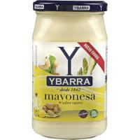 Mayonesa YBARRA, frasco 450 ml