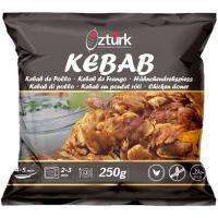 Kebab loncheado de pollo asado OZTURK, bolsa 250 g