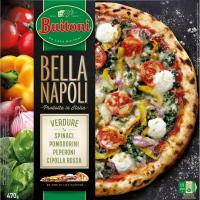 Pizza de verduras Bella Napoli BUITONI, caja 470 g
