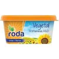 Margarina vegetal RODA, tarrina 500 g