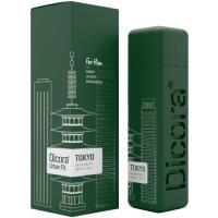 Colonia para hombre Urban Fit Tokio DICORA, vaporizador 100 ml