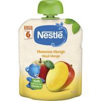 Bolsita de manzana-mango NESTLÉ, doypack 90 g