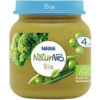 Potito de guisante-brócoli bio NESTLÉ, tarro 125 g