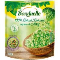 100% Brócoli en forma de arroz BONDUELLE, sobre 400 g