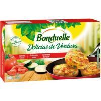 Delicias de verduras-tomate BONDUELLE, caja 300 g