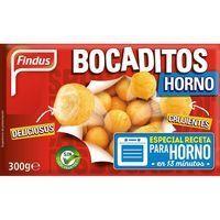Bocaditos de patata al horno FINDUS, caja 300 g