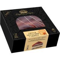 Tarta de galleta-caramelo MIKO, caja 800 g