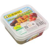 Dulce de frutas EL QUIJOTE, tarrina 400 g