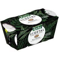 Begetal natural azucarado KAIKU, pack 2x115 g