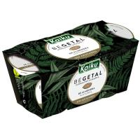 Begetal sin azúcares añadidos KAIKU, pack 2x115 g