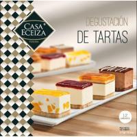 Degustación de tartas ECEIZA, caja 470 g