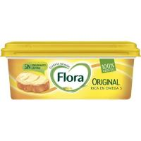 Margarina vegetal FLORA, tarrina 250 g