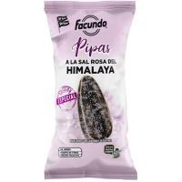 Pipas a la sal rosa del Himalaya FACUNDO, bolsa 85 g