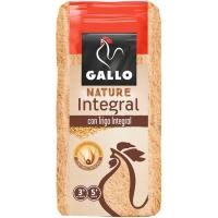 Fideo nº1 integral GALLO NATURE, paquete 400 g