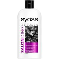 Acondicionador salonlong SYOSS, bote 500 ml