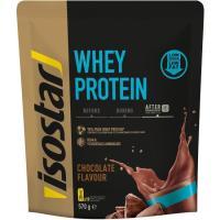 Whey protein de chocolate ISOSTAR, sobre 570 g