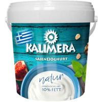 Yogur griego 10% mg KALIMERA, bote 1 kg