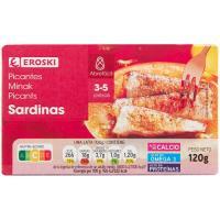 Sardinas picantes