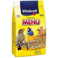 Menu premium para pajaros exóticos VITAKRAFT, paquete 500 g
