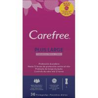 Protegeslip Maxi Fresh CAREFREE, caja 36 uds.