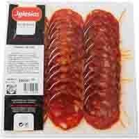 Chorizo ibérico IGLESIAS, sobre 100 g