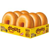 Donuts glacé weekend DONUTS, 6 uds., caja 312 g