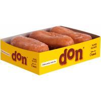Xuxo glacé weekend DONUTS, 3 uds., caja 282 g