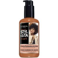 Crema moldeadora de rizos The Curl Cream STYLISTA, bote 200 ml