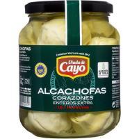 Alcachofa IGP VIUDA DE CAYO, frasco 400 g