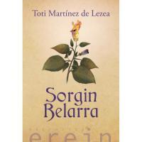 Sorgin belarra, Toti Martínez de Lezea, Ficción
