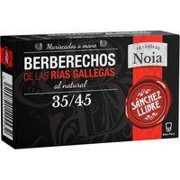 Berberecho de las Rías Gallegas 35/45 SANCHEZ LLIBRE, lata 63 g