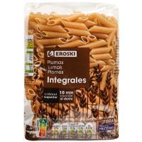 Pluma integral EROSKI, paquete 500 g