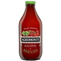 Salsa al basilico AGROMONTE, frasco 330 g