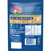Queso rallado en polvo EL CASERIO, bolsa 80 g