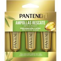 Ampollas rescate prevención caída PANTENE, caja 3 uds.