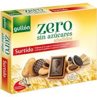 Galletas surtidas GULLÓN Diet Nature, caja 329 g