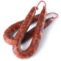 Chorizo picante artesano IRURA, pieza 260 g