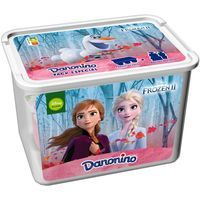 Pack especial petite de fresa-pouche DANONINO, caja 440 g