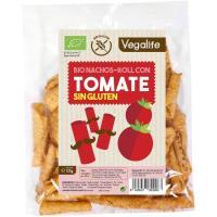Nachos roll con tomate bio VEGALIFE, bolsa 125 g