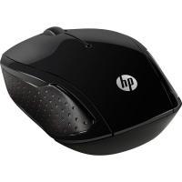 Ratón óptico inalámbrico HP 220 1300 DPI negro