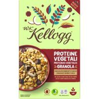 Cereales proteina choco negro-coco W.K. KELLOGG`S, caja 300 g