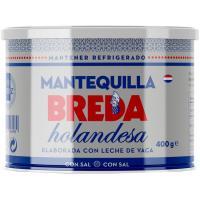 Mantequilla holandesa con sal BREDA, lata 400 g