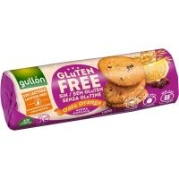 Galleta Digestive avena-naranja sin gluten GULLÓN, paquete 180 g