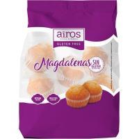 Magdalenas AIROS, 6 uds., paquete 210 g