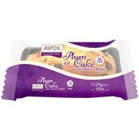 Plum cake con choco chips AIROS, paquete 270 g