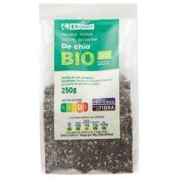 Semillas de chia bio EROSKI, bolsa 250 g