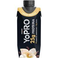 Batido de vainilla protéico YOPRO, botellín 250 ml