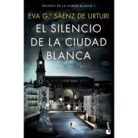 Trilogía de La Ciudad Blanca 1: El silencio de la ciudad blanca, Eva García Sáenz de Urturi, Bolsillo