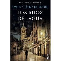 Trilogía de La Ciudad Blanca 2: Los ritos del agua, Eva García Sáenz de Urturi, Bolsillo