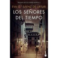 Trilogía de La Ciudad Blanca 3: Los señores del tiempo, Eva García Sáenz de Urturi, Bolsillo